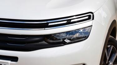 Citroen C5 Aircross SUV headlights