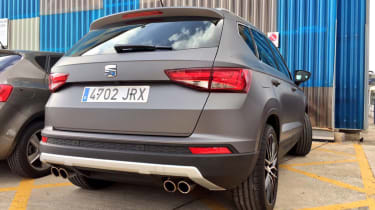 ...Which should have at least 296bhp and is almost certain to come with four-wheel drive