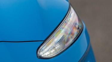 Hyundai Kona SUV LED lights