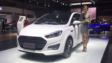 ... Ford must be delighted by the C-MAX aping Lifan Xuanlang MPV.