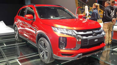 2020 Mitsubishi ASX - Geneva - Front