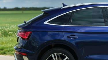 Audi Q5 Sportback SUV - rear quarter
