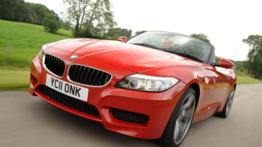 The BMW Z4 may be due for replacement soon, but that means now is a great time to pick up a second hand one