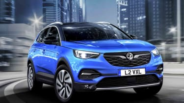 It's expected to hit UK roads in the first half of 2018, joining the Mokka X and forthcoming Crossland X SUVs