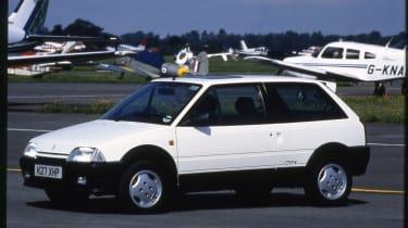 Citroen AX GTi front