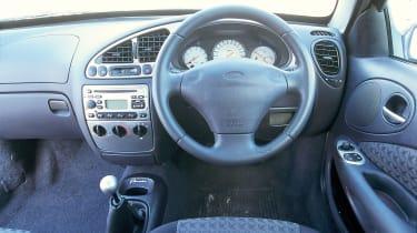 1997 Ford Puma - interior