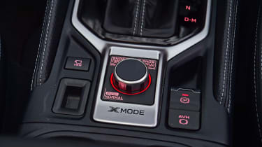 Subaru Forester driving modes