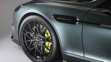 Aston Martin Rapid AMR – left front detail