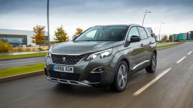 The Peugeot 3008 SUV is Carbuyer's Car of the Year 2017
