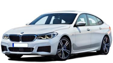 BMW 6 Series GT cutout