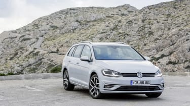 The 123bhp 1.4-litre TSI petrol engine has enough power for most people, though, and can return impressive fuel economy