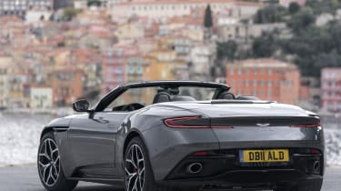 Overall, the DB11's ability to thrill is only more pronounced since going topless
