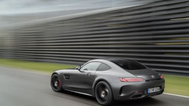 Early GT C customers will be treated to exclusive 'Edition 50' trim, which celebrates AMG's 50th birthday