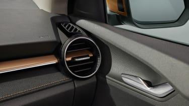 2021 Skoda Fabia - interior air vent detail