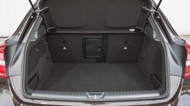2020 Mercedes GLA (2014-2020) boot