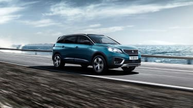 The Peugeot 5008 will be an SUV instead of an MPV, making the Skoda Kodiaq rival more appealing