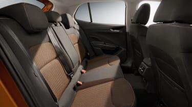2021 Skoda Fabia - rear seats