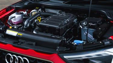 Audi A1 2019 engine