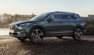2021 SEAT Tarraco 2.0-litre TSI