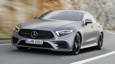 The Mercedes CLS promises luxury and style in equal measure