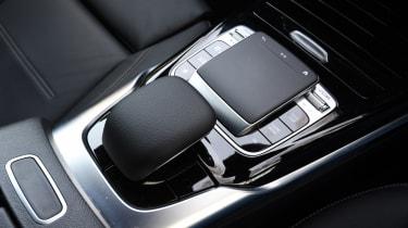Mercedes-AMG A 35 Saloon centre console