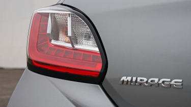 2020 Mitsubishi Mirage Design - rear light