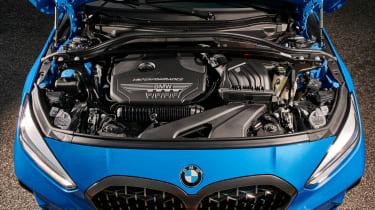 BMW M135i engine