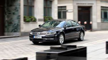 Volkswagen Phaeton Owner Reviews Mpg Problems Reliability Carbuyer