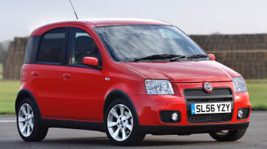 The Fiat Panda 100HP was a peppy Italian hot hatchback in the traditional mould.