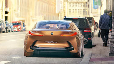 Internally referred to as iNext, a production car is likely to be named i5