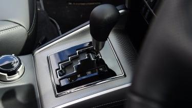Mitsubishi L200 pickup automatic gearbox