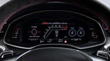 Audi RS7 Virtual Cockpit