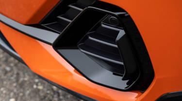 Audi Q3 Sportback SUV bumper