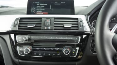 The iDrive infotainment system is one of the best in the business and comes with standard sat nav
