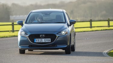 Mazda2 - front dynamic