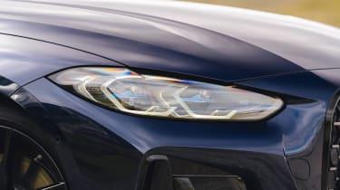 BMW 4 Series Convertible headlights