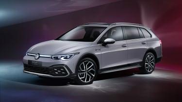 2020 Volkswagen Golf Estate Alltrack