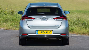 A reversing camera is standard on Icon trim, the second trim level in the range