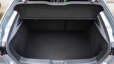 Mazda3 hatchback boot
