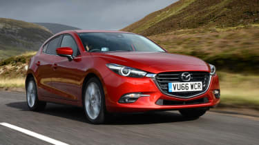 Perhaps even better news is that the Mazda3 is great fun to drive