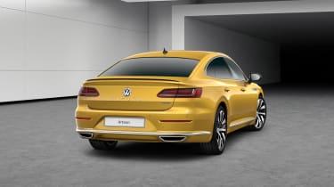 Volkswagen Arteon 268bhp rear