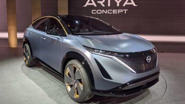 Nissan Ariya concept - front
