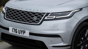 Range Rover Velar SUV grille