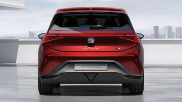 SEAT el-Born rear end