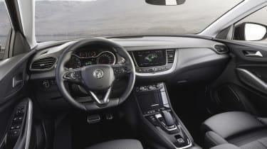Vauxhall Grandland X Hybrid4 - interior