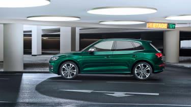 2019 Audi SQ5 TDI - side static