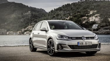 Looks have always been a key part of the GTI's success, and the GTD is no different