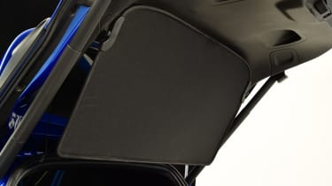 2020 Ford Puma - rear parcel shelf
