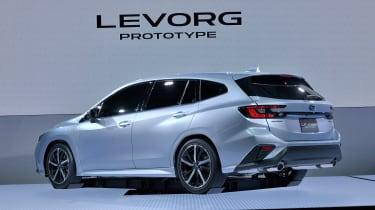 2020 Subaru Levorg - rear view