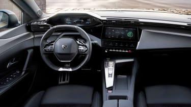 2021 Peugeot 308 SW estate - interior